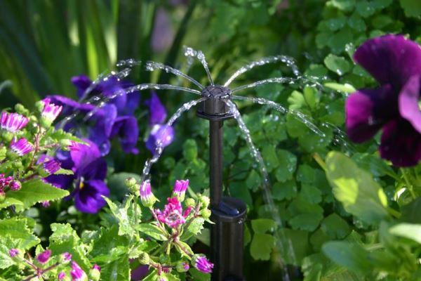 системы капельного полива для огорода