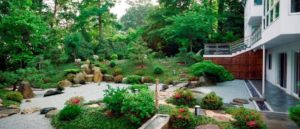 сад в японском стиле фото 26