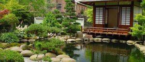 сад в японском стиле фото 5
