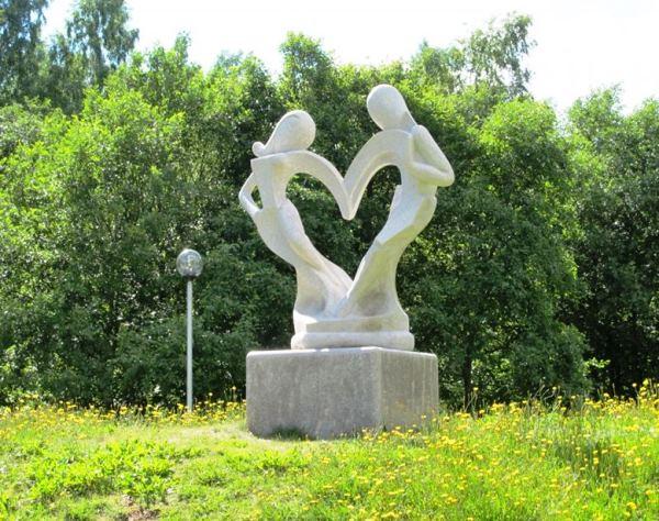 садовые скульптуры фото 6
