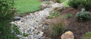сухой ручей своими руками фото 15