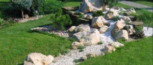 сухой ручей своими руками фото 18