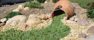 сухой ручей своими руками фото 25