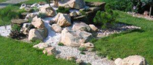 сухой ручей своими руками фото 5