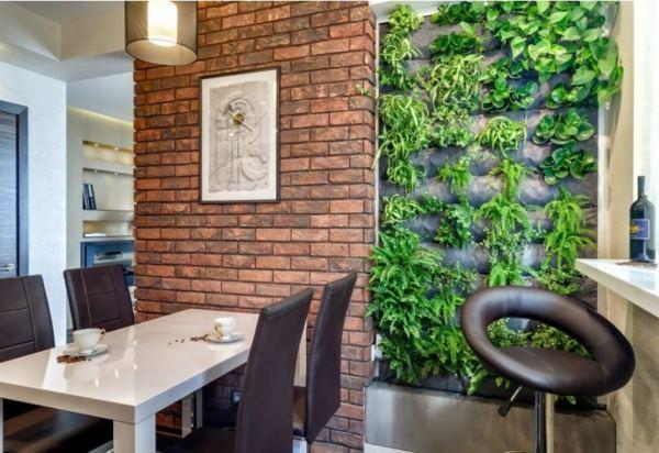 вертикальное озеленение фото 7