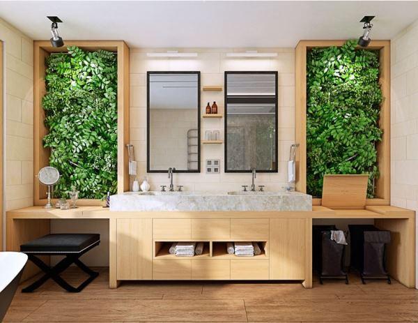 вертикальное озеленение фото 8